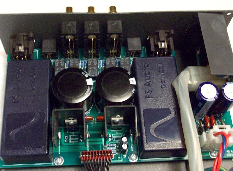 Ps Audio Trio P 200 Preamp