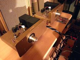 The reference preamplifier.