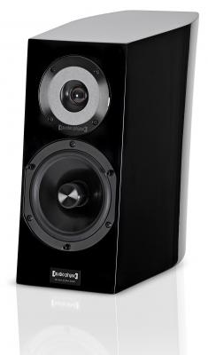Audio Physic Step plus in Gloss Black Finish
