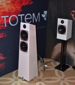 International CES 2013 | Totem Acoustic