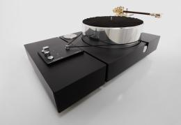 In UniSon MKII turntable