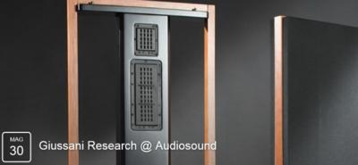 Audio Sound dimostra Giussani Research