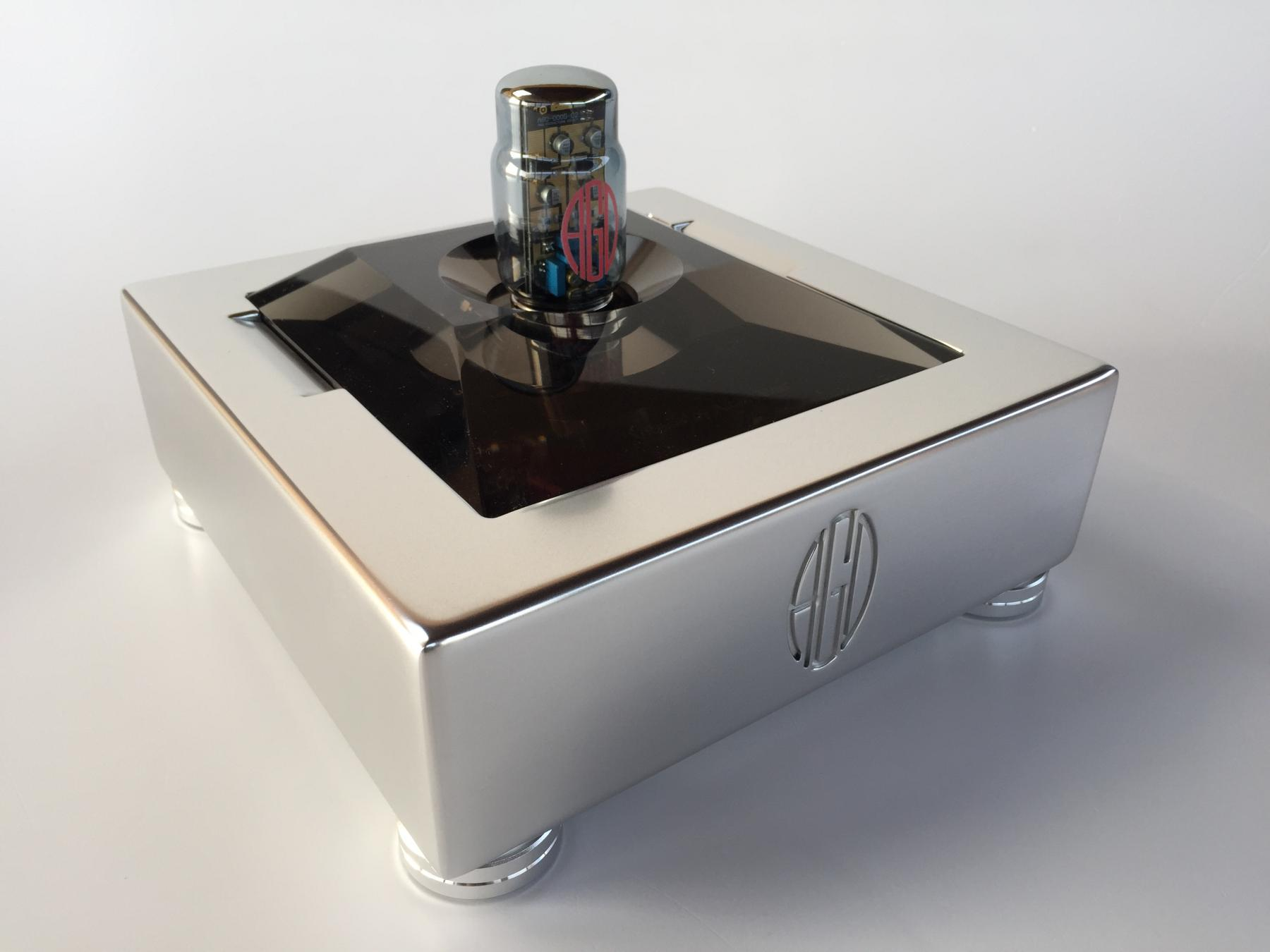Agd Vivace Power Amps