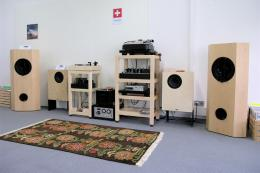 Munich High End 2012 | Swissonor